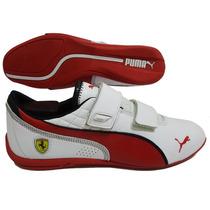 Tenis Puma Scuderia Ferrari Drift Cat 6 Sf Ac Flash
