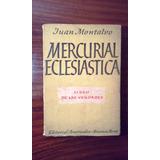 Merc. Eclesiástica Libro De Las Verdades Juan Montalvo