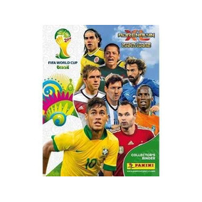 Adrenalyn Xl Cards Panini - Copa Do Mundo Fifa Brasil 2014