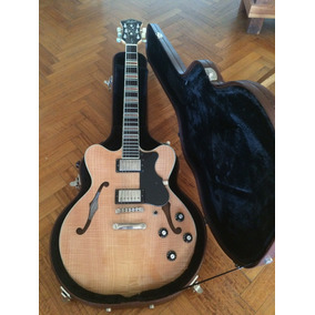 Guitarra Hofner Verythin Standar Ct - Hollowbody