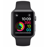 Apple Watch Series 2 Mp062ll/a 42mm Space Gray Sport Band