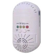 Alarma Detectora De Gases Lp O Gas Natural