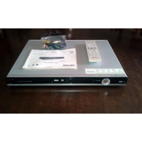 Gravador Dvd Philips Dvdr3455h Hd Interno 160gb Pequ.defeito