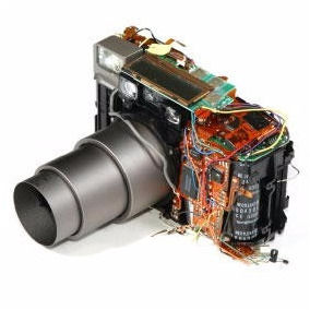 Aprenda Conserto De Câmera Digital