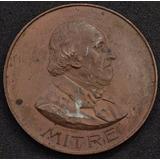 Medalha Comemorativa Bartolomeu Mitre