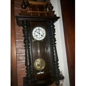 8fc78ae57515 Antiguo Reloj A Cuerda De - Relojes De Pared en Mercado Libre Argentina