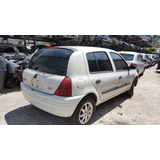 Traseira Com Teto Renault Clio Rt 1.0 16v Hatch 2001