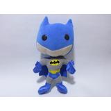 Peluche Original Batman Version Funko Pop Mide 12 Cm Jl Dc