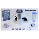 Bomba Filtrante Para Albercas Intex Bestway 530 Gph Filtro A