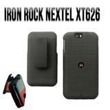 Combo Clip Holster Iron Rock Xt626 Nextel Evolution