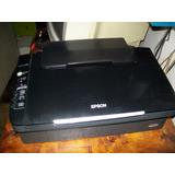 Impresora Epson Tx105 Imprime Con Rayas