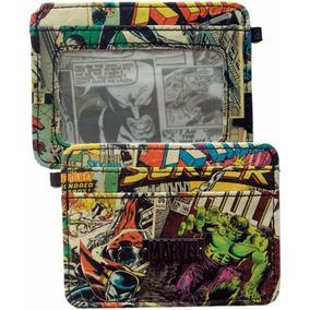 Porta Cartão Marvel Avengers Retro 100% Original Comics