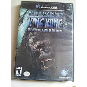 King Kong Nitendo Game Cube Jogo Original