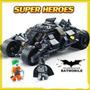 Set De Decool Lego: Batimovil, Tumbler, Acrobata, Batman.