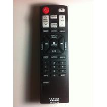 Controle Remoto Som Lg Akb73655702 Cm4420 Home Audio Novo