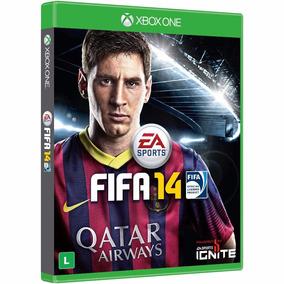 Fifa 14 Fifa Soccer 2014 - Xbox One Lacrado Envio Rápido