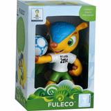 Boneco Fuleco Em Vinil - Grow - Mascote Oficial Da Copa 2014