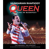 Bluray: Queen Hungarian Rhapsody **encargo**