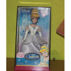 Princesa Cenicienta De Porcelana Mini Brass Key Disney Remat