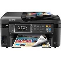 Epson Wf-3620 Impresora Copiadora Fax Scaner Wifi Multifunci