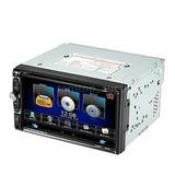 Reproductor De Dvd Estero Bluetooth Hd Radio Y Puerto Usb