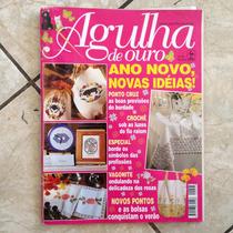 Revista Agulha De Ouro 53 - Ponto Cruz Bordado Vagonite