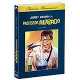 Dvd O Professor Aloprado Jerry Lewis - Dublado Original Novo