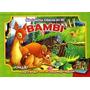 Mis Cuentos Clasicos En 3d - Bambi (pop Up)