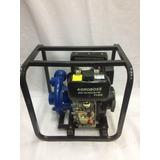 Moto Bomba Agroboss 6hp 2x2 Alta Presion Diesel