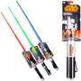 Sable Laser Rojo 100% Retráctil Darth Vader Espada Star Wars