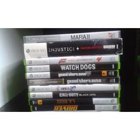Super Combo - Jogos Xbox 360 Midia Fisica Originais