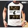 Camisa/camiseta Raglan Linkin Park Pronta Entrega