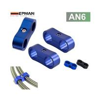 Separador De Mangueira Automotiva Epman Azul An6
