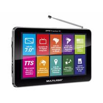 Gps Automotivo Com Tv Digital 7 Polegadas Multilaser - Gp038