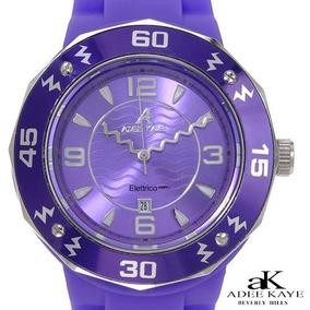 Moderno Reloj Adee Kaye Elettricy Morado