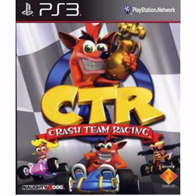 Ctr Crash Team Racing (classico Do Ps1) - Psn Ps3 Digital