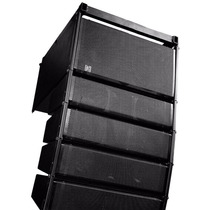Line Array Beta Three Ativo Bumper 1 Sub 4 Caixas B3 R4/r8