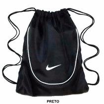 Mochila Saco Esportiva Unissex Nike Adidas Oakley