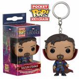 Pocket Pop Keychain Doctor Strange Funko Marvel Firewolf