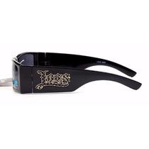 Locs Óculos De Sol Original Unissex Estilo Chicano Rap