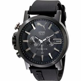 Puma Reloj Ultrasize Cronógrafo Negro 50mm Garantía Diegovez