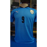 Camisa Seleção Do Uruguai - Luis Suarez