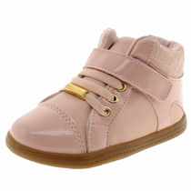 Tenis Sneaker Infantil Menina Pampili Original Promoção