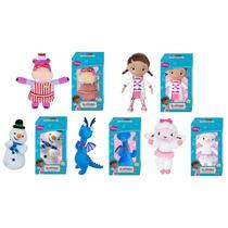 5 Bonecos 32 Cm Doutora Brinquedos | Pelúcias Long Jump