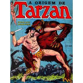 Tarzan 1934 A 1984 - Ebal - Hq Digital - 469 Edições