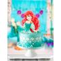 Topper Para Torta Y Cupcake Kit Frozen Princesas Disney