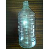 100 Botella Pet De 1 Litro Plastico Bidon Envase