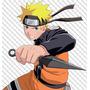 Set 3 Kunais Grandes Naruto Shippuden Cuchillas Lanzamiento