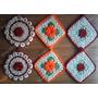 Agarra Ollas Tejidas A Ganchillo Artesanales Crochet Cocina