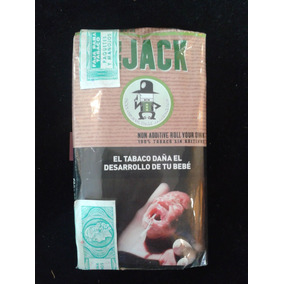 Tabaco Para Armar Free Jack - Sin Aditivos-